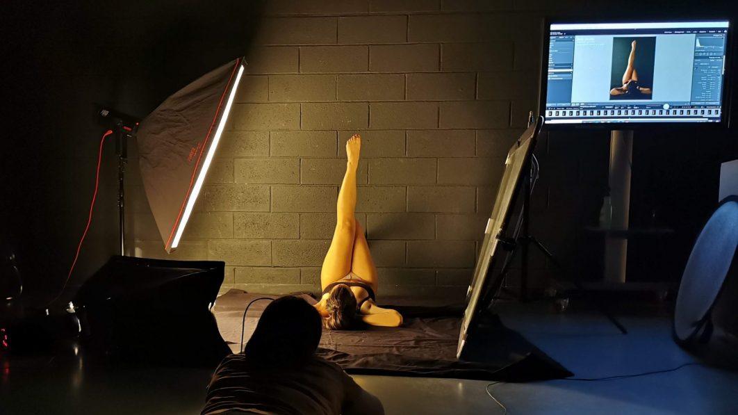 Photographier le corps