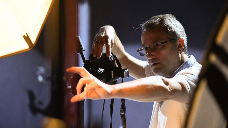 Produire du contenu photo et vidéo : devenir photographe
