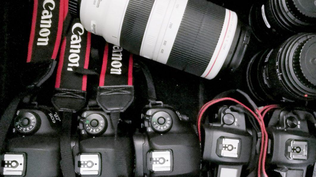 Partenariat Canon
